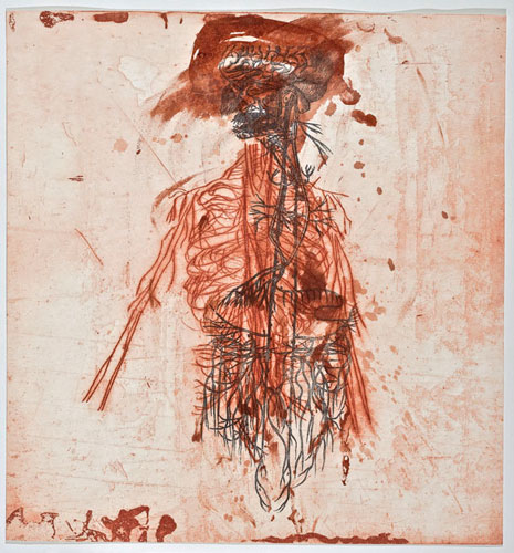 gravura claudio Mubarac galeria transversal