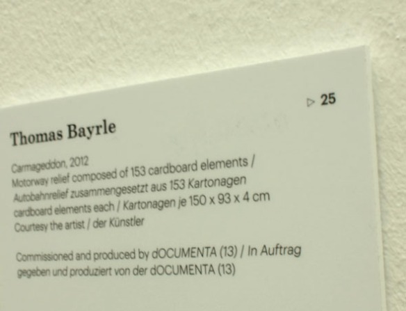 documenta de kassel thomas bayrle