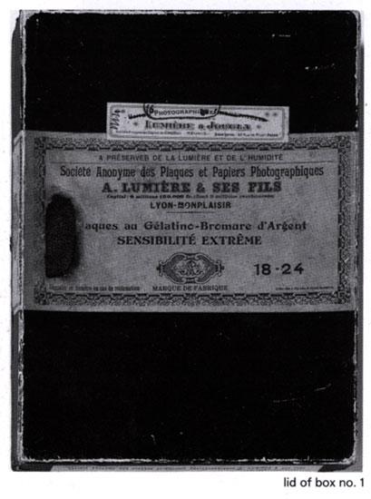 Duchamp caixa 1914