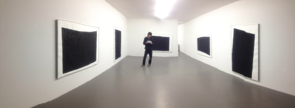 gravuras e litografias de Richard Serra