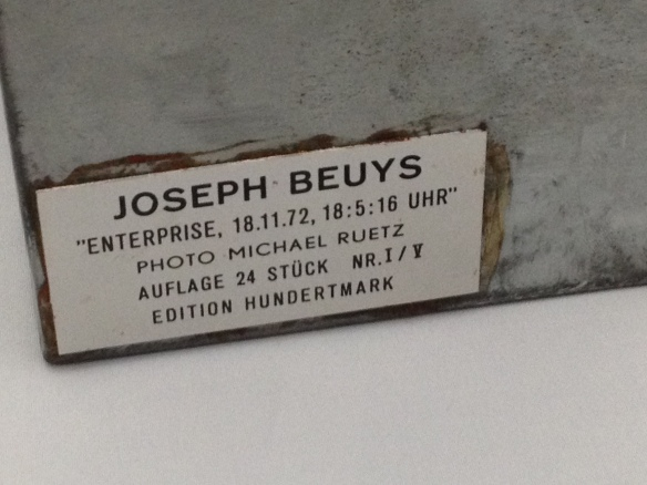 joseph beuys multiplos
